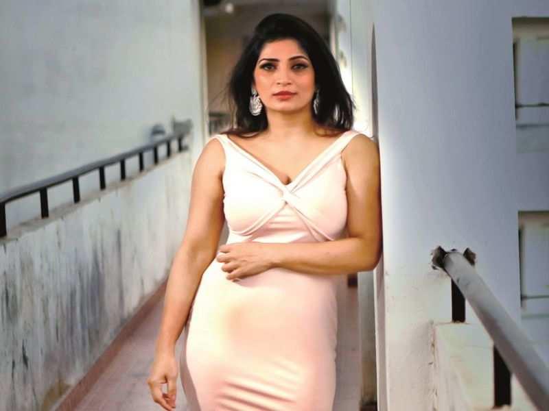 Anitha Bhat will make her Tollywood debut in Krishna Lanka