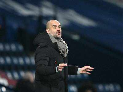 PL: Man City humiliate West Brom to go top