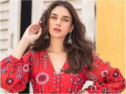 Aditi Rao Hydari on having a busy 2020