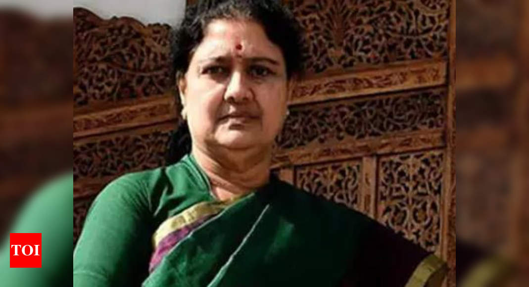 Sasikala released from prison after serving 4-year jail-term