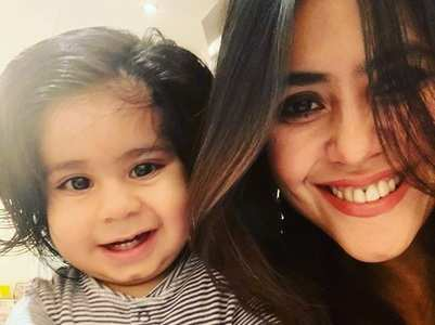 Ekta Kapoor's cute b'day post for son Ravie
