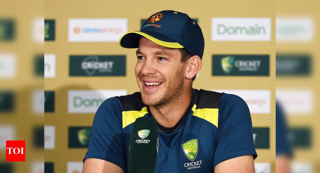Cricket Australia defends Tim Paine