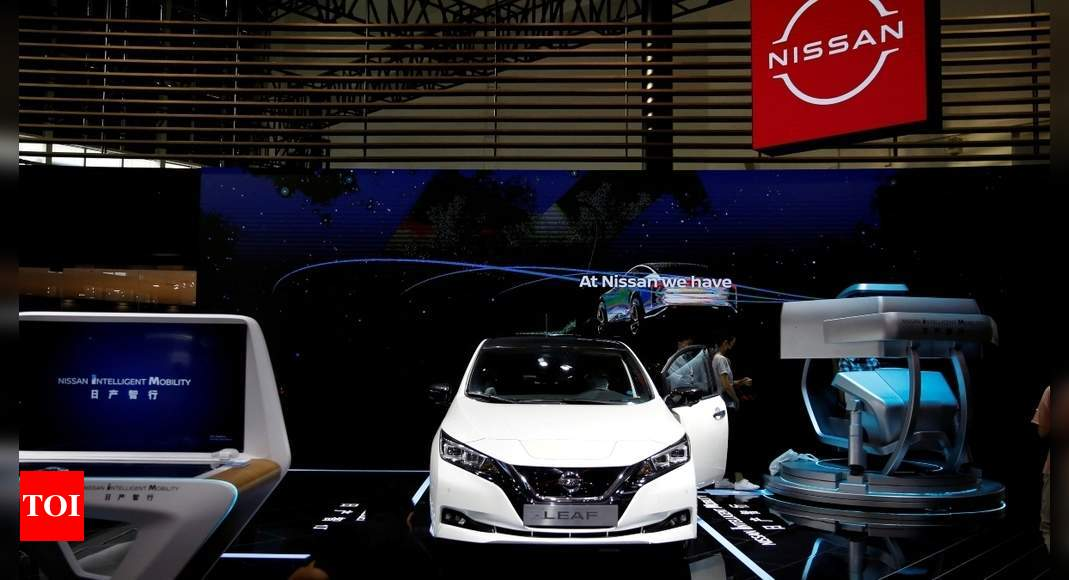 Nissan says new models in key markets to be electrified by early 2030s – Times of India
