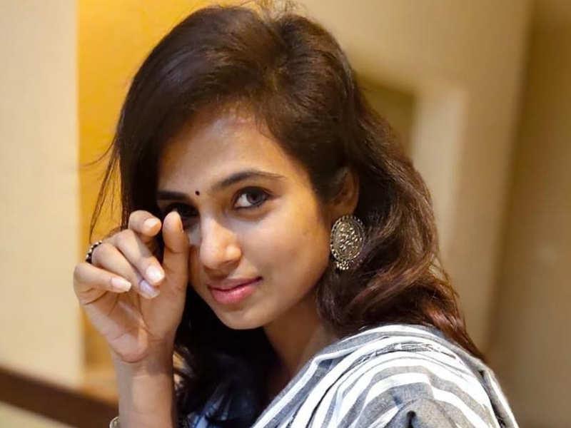 Ramya Pandian in a female centric film