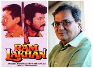 Subhash Ghai on 32 years of 'Ram Lakhan'