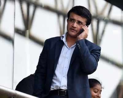 Former India captain Sourav Ganguly rushed to hospital again after chest pain