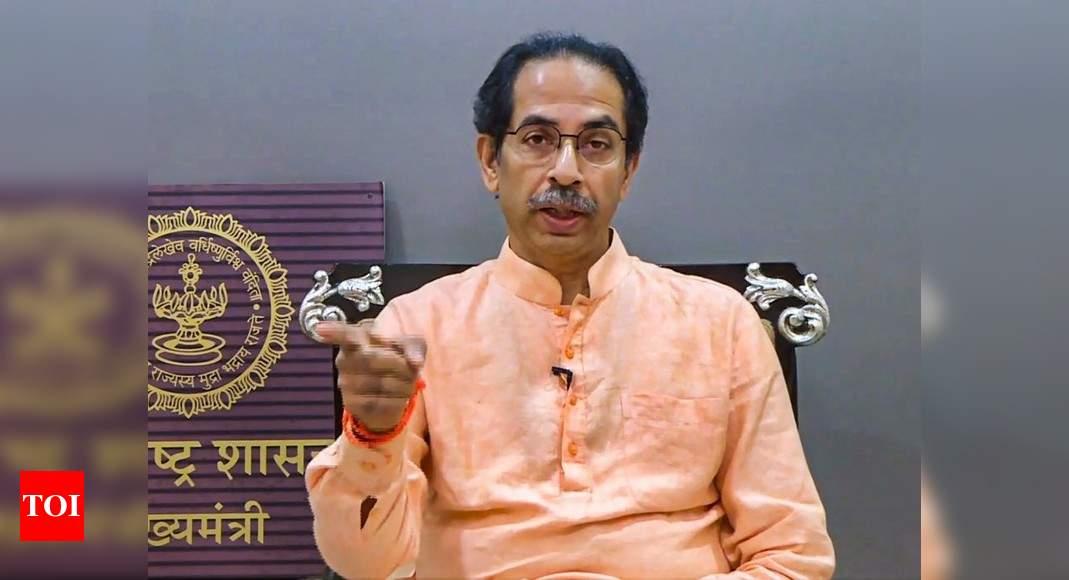 Declare Marathi-speaking Karnataka-Maharashtra border areas as UT: Uddhav