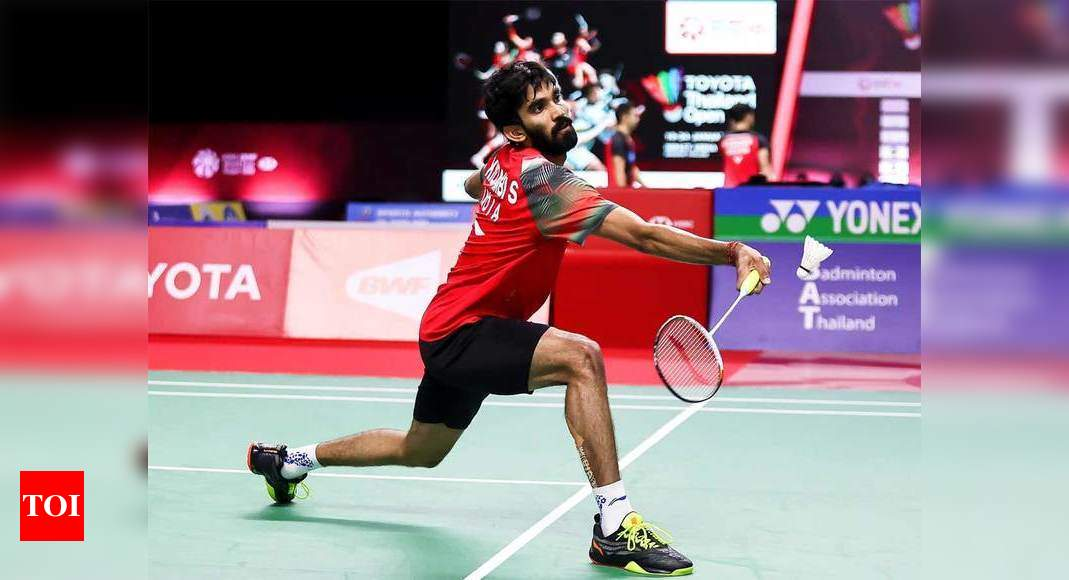 BWF World Tour Finals: Srikanth loses to Antonsen in group stage match