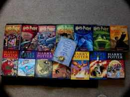 Talks for a Harry Potter TV series