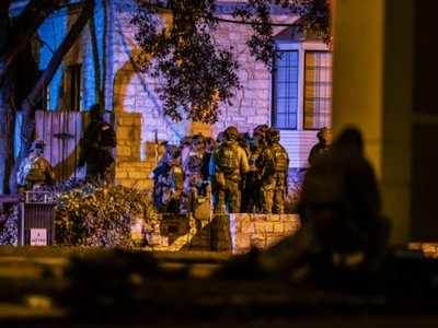 Hostage situation leaves 2 dead in Austin, Texas
