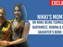 Nikki Tamboli's mom questions why Rakhi and Devoleena were not pulled up for their cheap comments