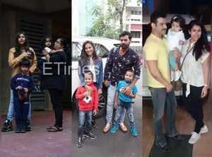 Ekta Kapoor throws b'day bash for son Ravie