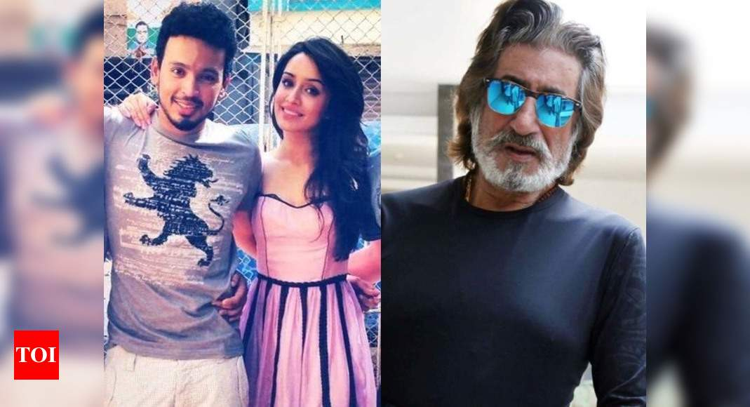 Exclusive! Shraddha Kapoor's father Shakti: 'Why only Rohan Shrestha? I will have no objection to whoever - Times of India