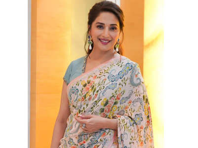 Exclusive! Madhuri on #32YearsOfRamLakhan