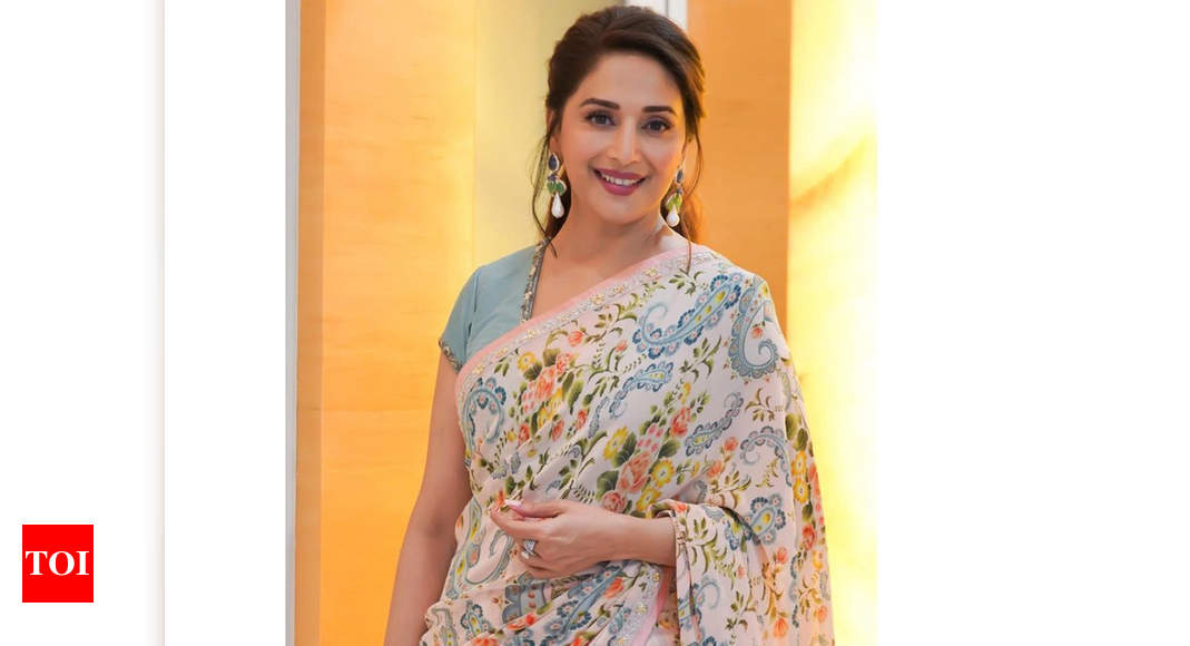 Exclusive! Madhuri Dixit on #32YearsOfRamLakhan: Even now, the film gets the same amount of love which I think is very rare – Times of India