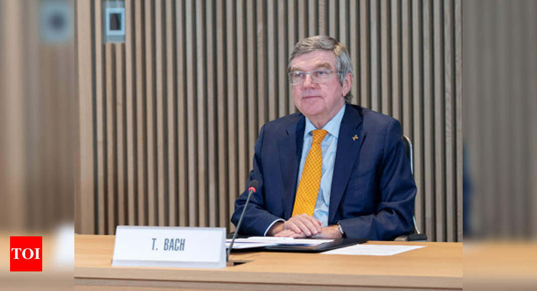 IOC chief Bach calls for 'patience' over Tokyo Games | Tokyo Olympics News – Times of India