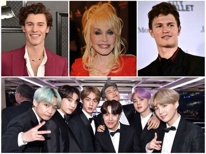 Artists who want to work with BTS