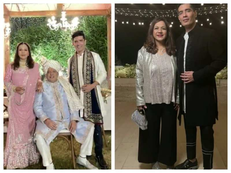 UNSEEN pictures from Varun Dhawan and Natasha Dalal's wedding that you simply cannot miss