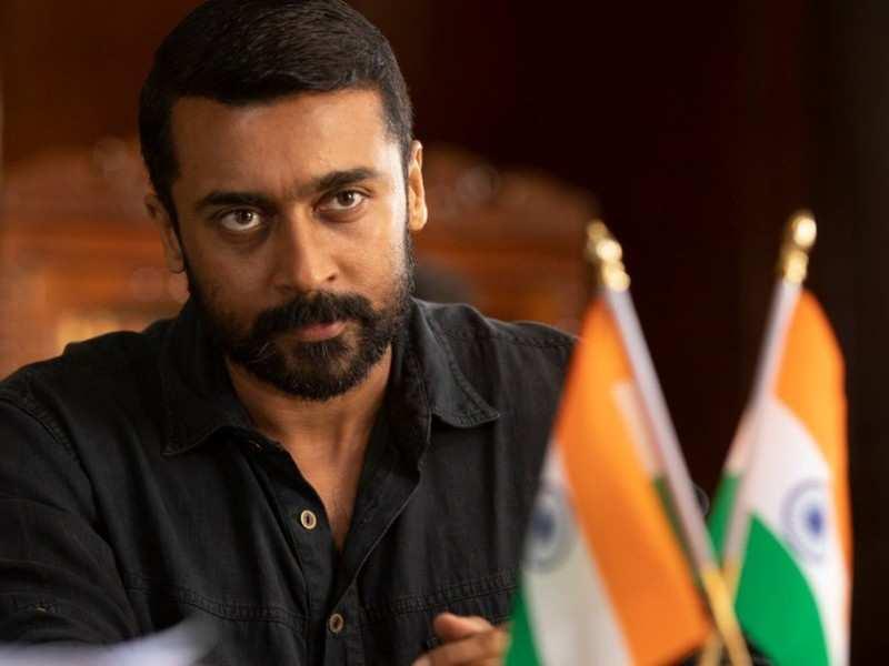 Suriya's 'Soorarai Pottru' enters the 3rd round of Golden Globe awards    Tamil Movie News - Times of India