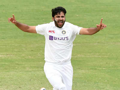 Shardul Thakur- Getty Images