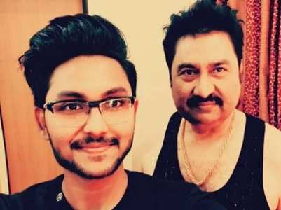 Jaan on his equation with father Kumar Sanu