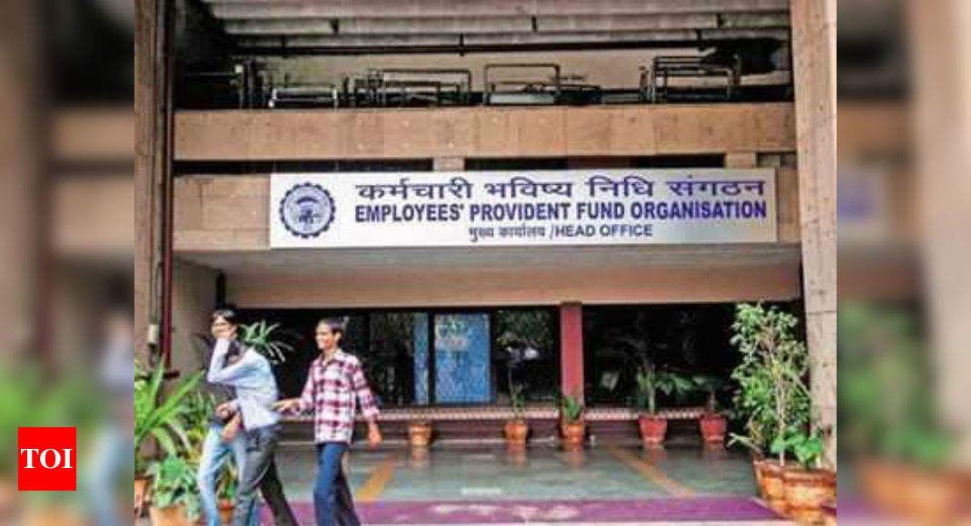 How EPF discriminates against those who need it the most – Times of India