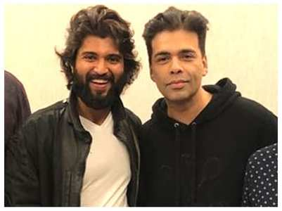 Karan receives special gift from Vijay