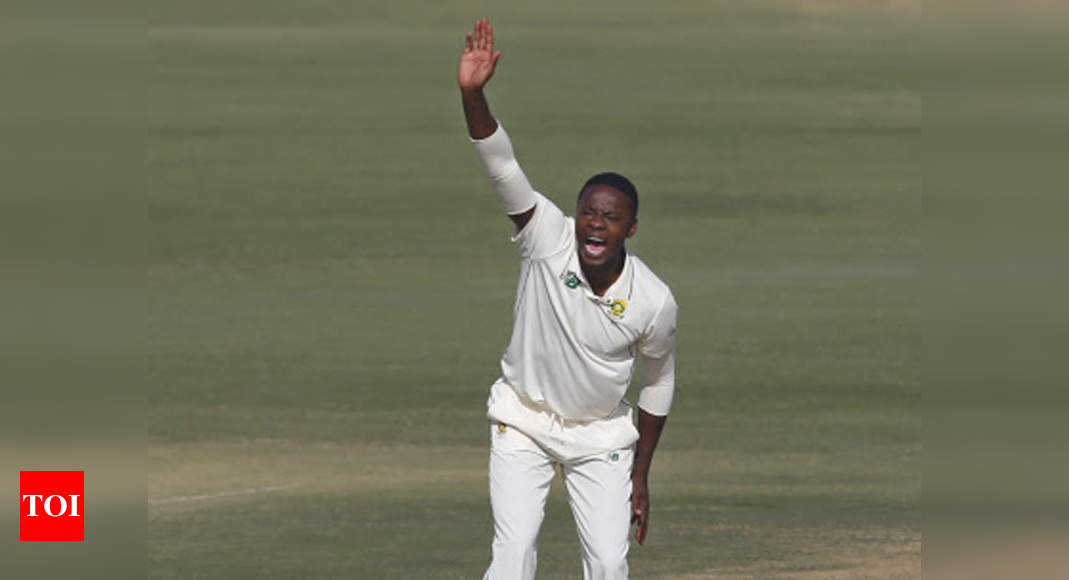 South Africa's Rabada satisfied at 200 Test wickets milestone