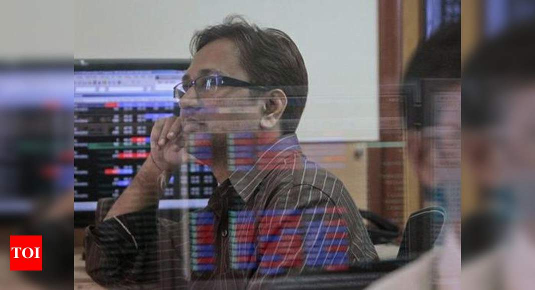 Investors lose over Rs 9.56L cr as markets fall for 5th day