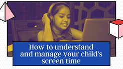 #MindfulParenting series: How to understand and manage your child's screen time