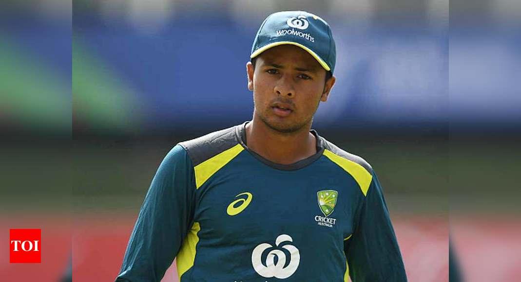 Tanveer Sangha: Punjabi immigrants' 19-year-old makes it to Australia squad   Cricket News – Times of India