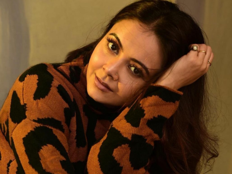 Biggboss14 Does Devoleena Bhattacharjee Have A Boyfriend Outside Here S What Her Mother Has To Say Times Of India Develoneena height is 5 feet 3 inches. does devoleena bhattacharjee