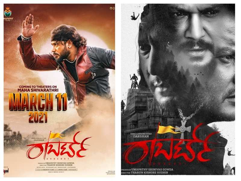 Telugu Industry Opposes Roberrt S Release On March 11 Darshan Miffed Kannada Movie News Times Of India On top of this, the creators also confirmed that the third movie will release in the summer of 2021, writing: kannada movie