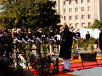 CM Ashok Gehlot hoists tricolour on Republic Day in Jaipur