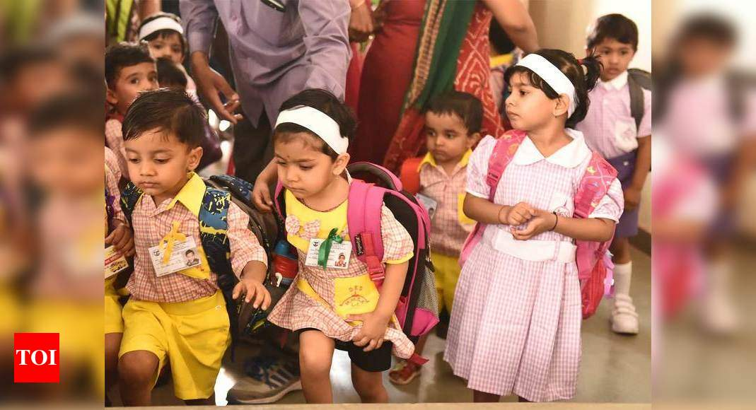 After gap of 10 months, pre-primary classes to restart at all Punjab schools from Feb 1 – Times of India