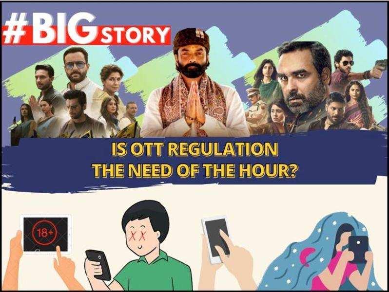 #BigStory! Censorship of OTT content: Is regulation needed?