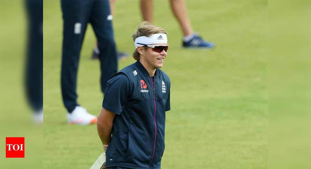 Sam Curran gears up for India series, to fly from UK on February 11 | Cricket News – Times of India