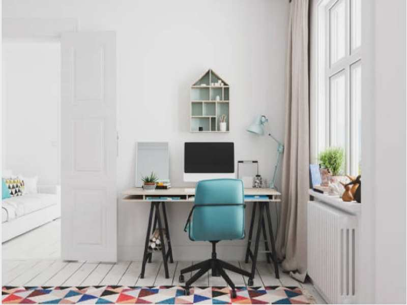 work station in bed: The evolution of WFH furniture - Times of India