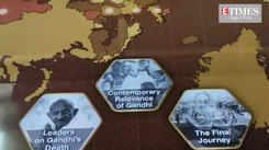Raman Science Centre pays tribute to Mahatma Gandhi through digital art expo
