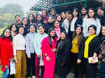 An all-women meet-up talking about fitness organised in Jaipur