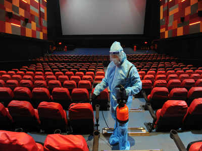 Government launches POE for cinemas and theaters on preventive measures against Covid-19 |  India News