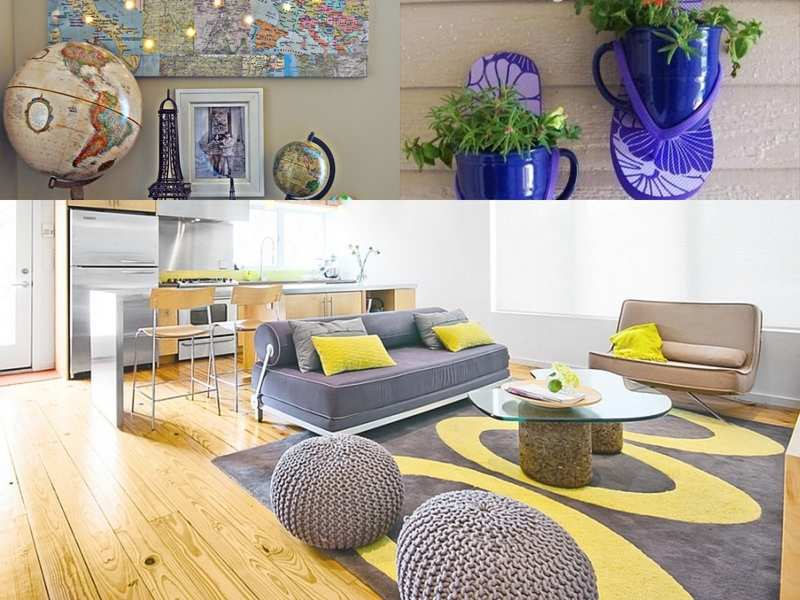 WFH decor, recycling, spirituality, and travel, here are the top home decor trends to watch out for