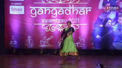 Sharvari Jamenis performance at Gangadhar Swarotsav in Pune