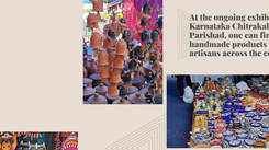Arts and handicrafts galore at this exhibition in Bengaluru