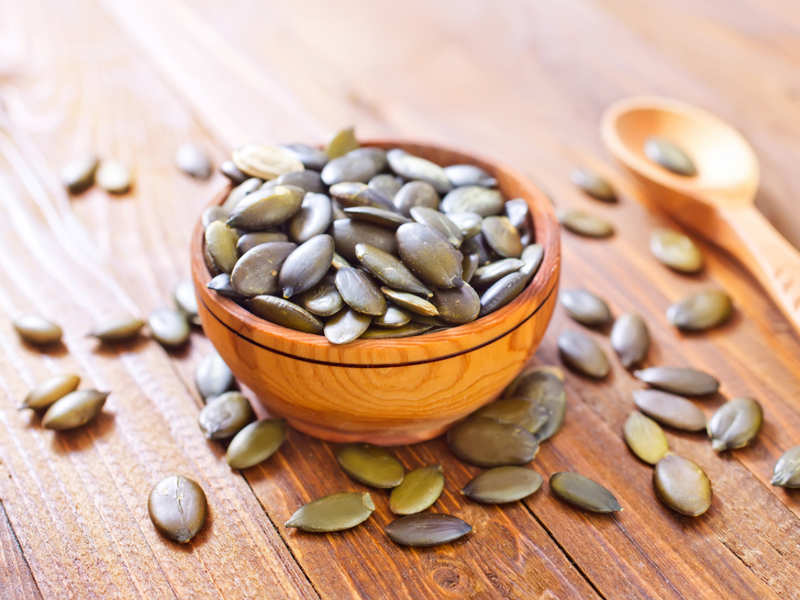 Pumpkin seeds: Benefits and easy ways to include them in your diet