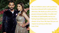 New-generation parents are willing to break stereotypes, like Virat Kohli and Anushka Sharma