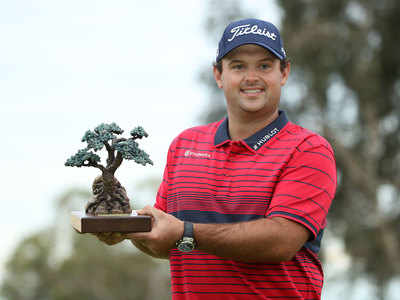 Fellow golfers not thinking fondly of Patrick Reed after incident