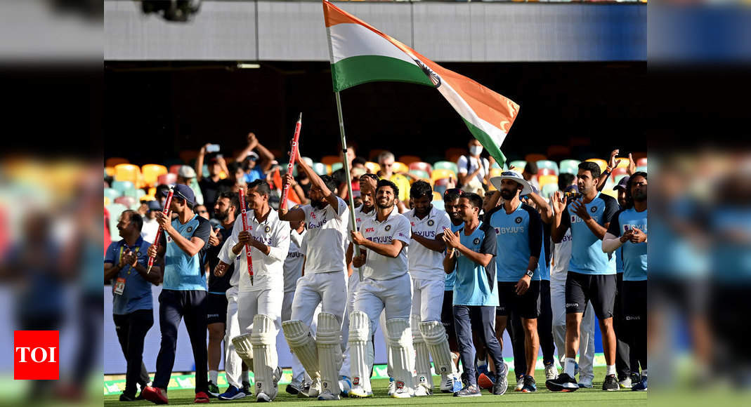 India's spectacular Australia triumph represents country's unsuppressed thirst to succeed: FM - Times of India