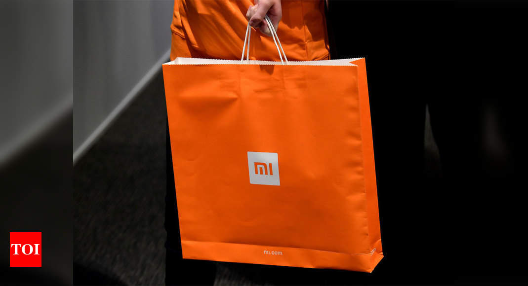 Xiaomi gets patent for smart glasses – Times of India