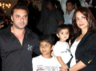 Sohail and Seema Khan
